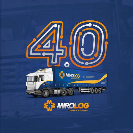 Aniversário de 40 anos Mirolog