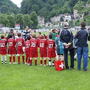 Finale fribourgeoise 2008 - juniors E