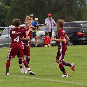 Journée finale cantonale juniors E