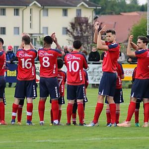 Finale Coupe des actifs FC Piamont I - FC Schoenberg I