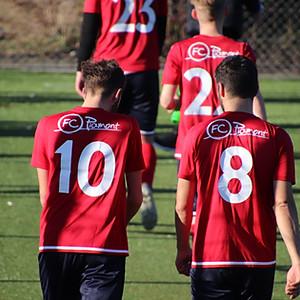 FC Piamont I - Renens