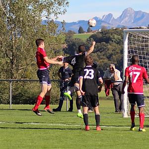 FC Piamont I - FC La Sarraz-Eclépens (2l int)