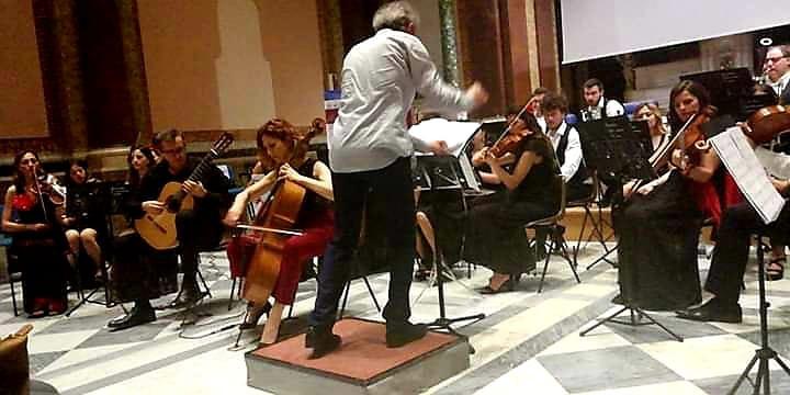 Concerto Molfetta Museo Diocesano con l'