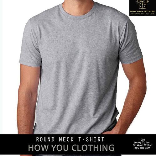 Solid Grey | T-shirts