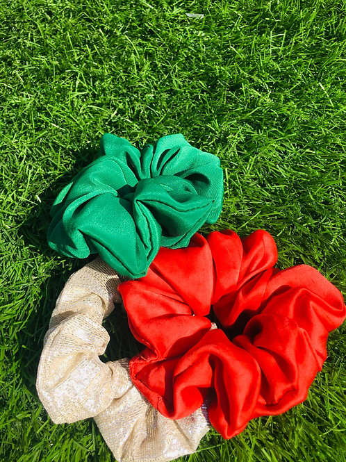 Christmas Collection | Scrunchies