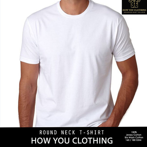 Solid White | T-shirts