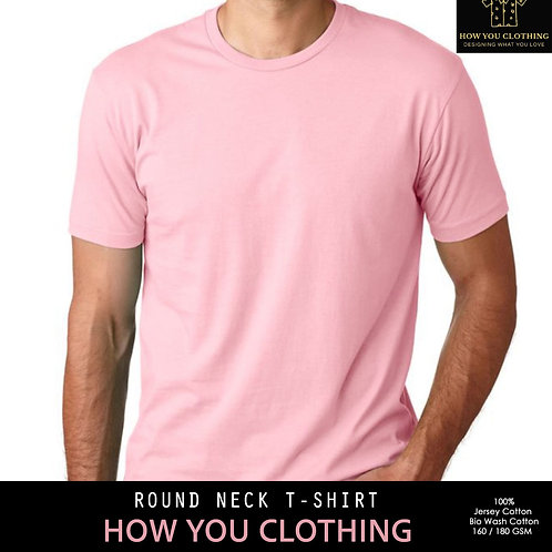 Solid Pink | T-shirts