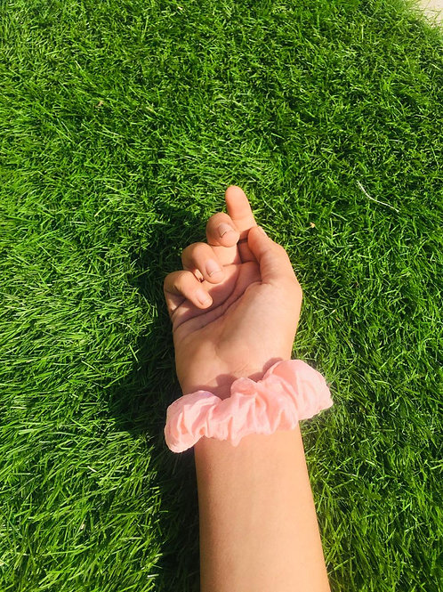 Shrink Pink |  Scrunchie