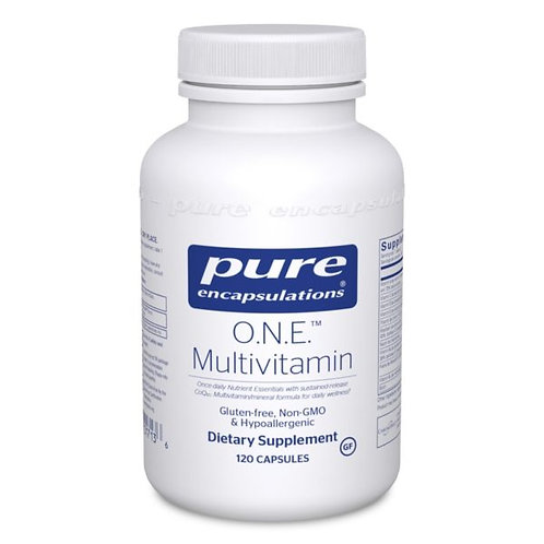 O.N.E. Multivitamin 120 caps