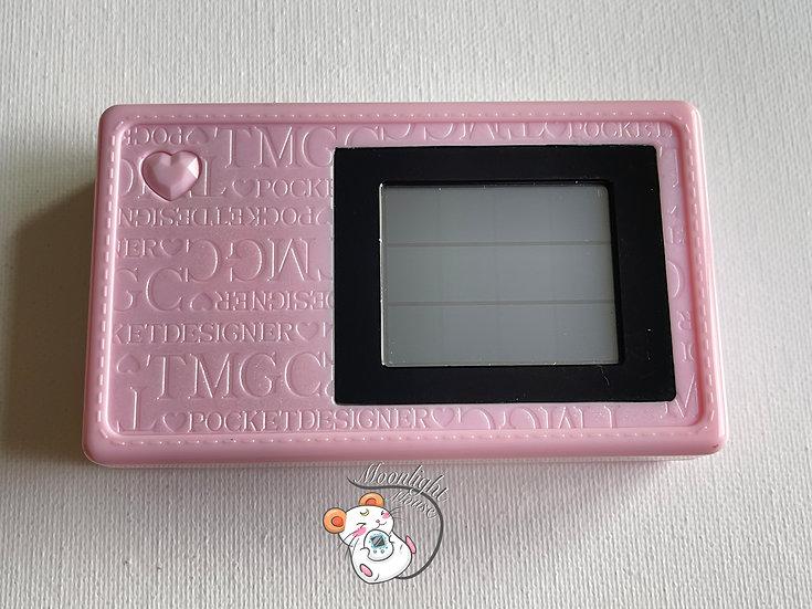 Tamagotchi P's Pink Pocket Designer Bandai Japan 2012