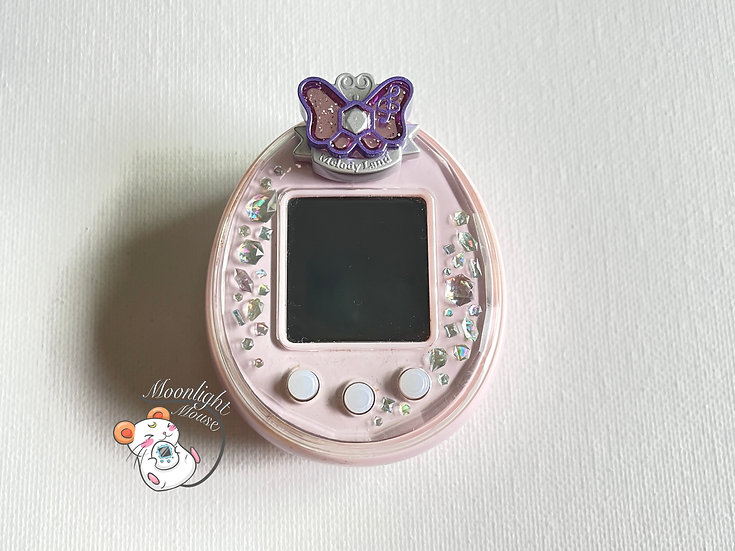 Tamagotchi P's English Pink Melody Land Bandai Japan 2012