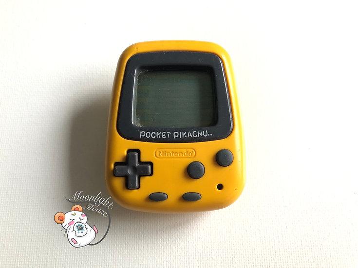 Pocket Pikachu Pedometer Virtual Pet Nintendo 1998 - READ