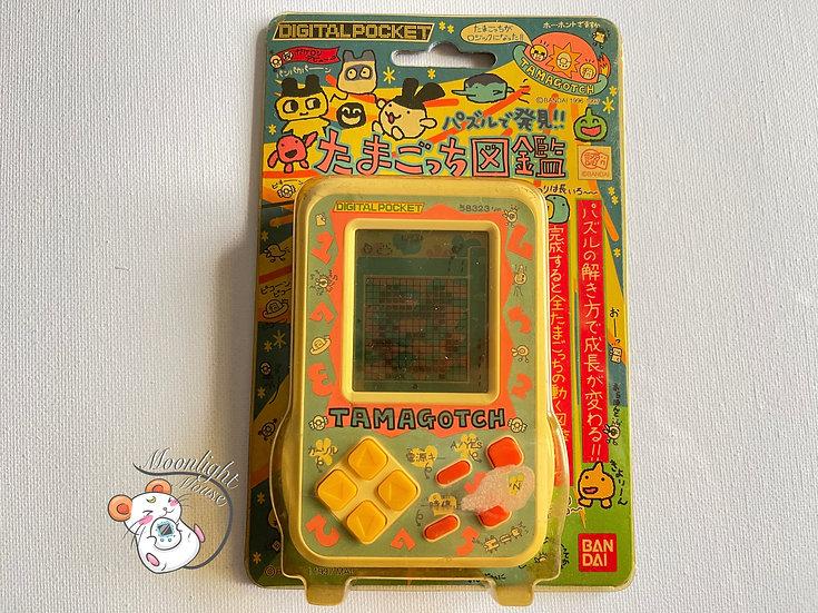 Tamagotchi Original Picross Game Bandai Japan 1997