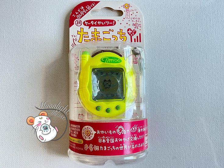 Tamagotchi Connection v3 Keitai Akai Lemon Lime Neon Yellow 2004