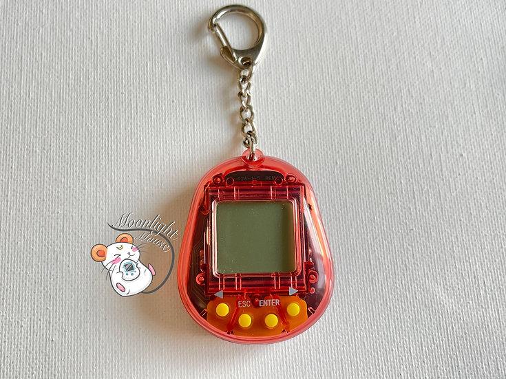 Digi Pets 32 in 1 Johnny Cat Pink Tamagotchi Virtual Giga Pet 2006