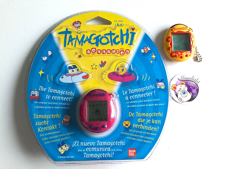 RESERVE: Tamagotchi Connection v1/v2 Bundle