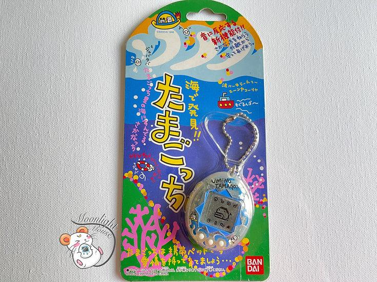 Tamagotchi Original Ocean Umino Transparent Characters Bandai Japan 1997