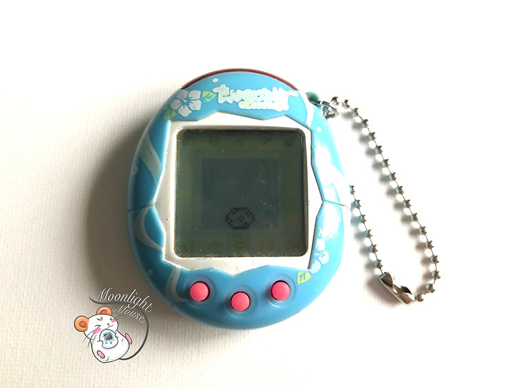 Tamagotchi Connection v2 English Flowers Australia Shell 2005