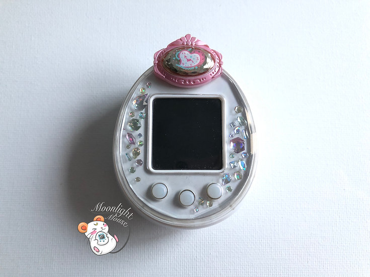 Tamagotchi P's Baby Change Pierce Bandai Japan 2012