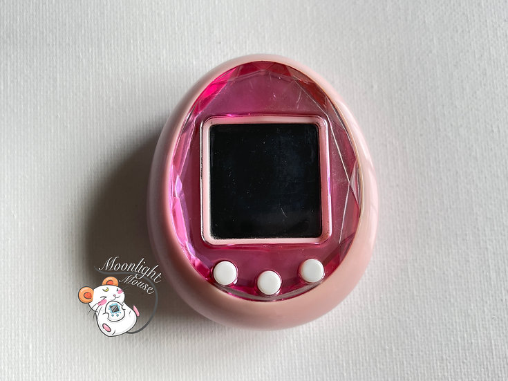 Tamagotchi iD Pink Bandai Japan 2009