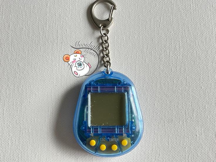 Digi Pets 32 in 1 Johnny Cat Blue Tamagotchi Virtual Giga Pet 2006
