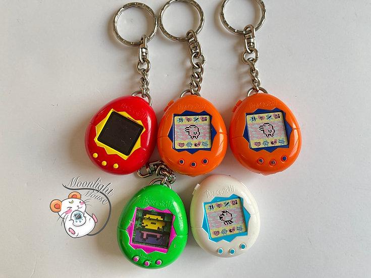 Tamagotchi Original Mcdonalds Keychains Lot of 5