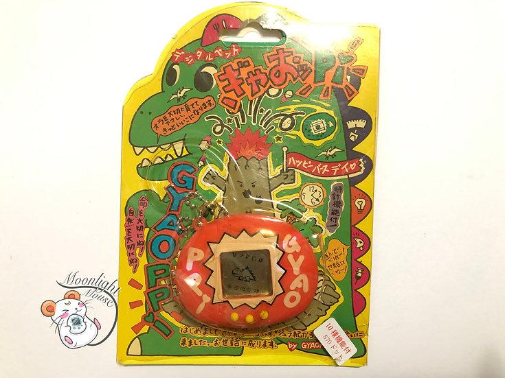 Gyaoppi Red Virtual Giga Pet Tamagotchi Japan 1997