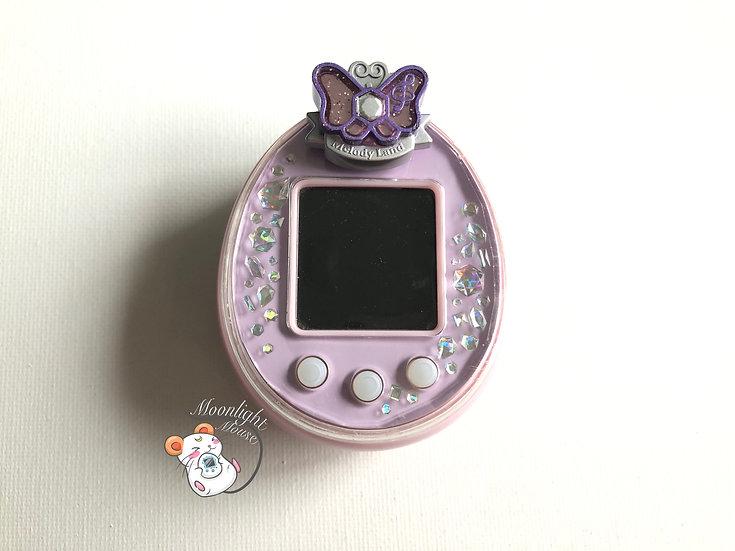READ Tamagotchi P's Melody Land Change Pierce Bandai Japan 2012