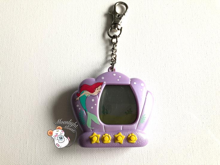 Little Mermaid Purple Tamagotchi Virtual Giga Pet 1998
