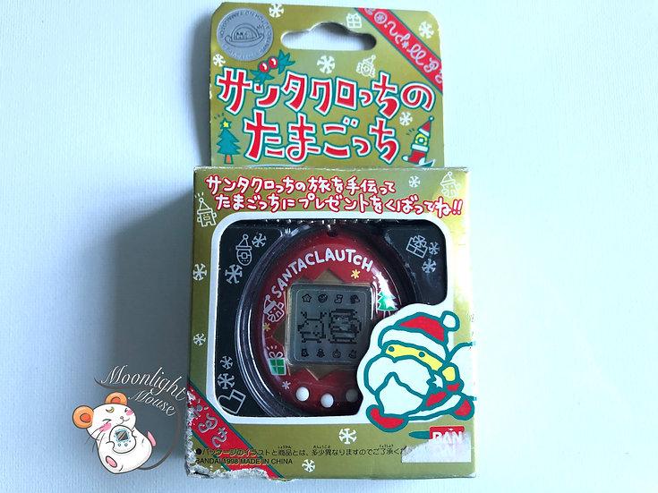 Tamagotchi Original Santagotchi Red Bandai Japan 1998