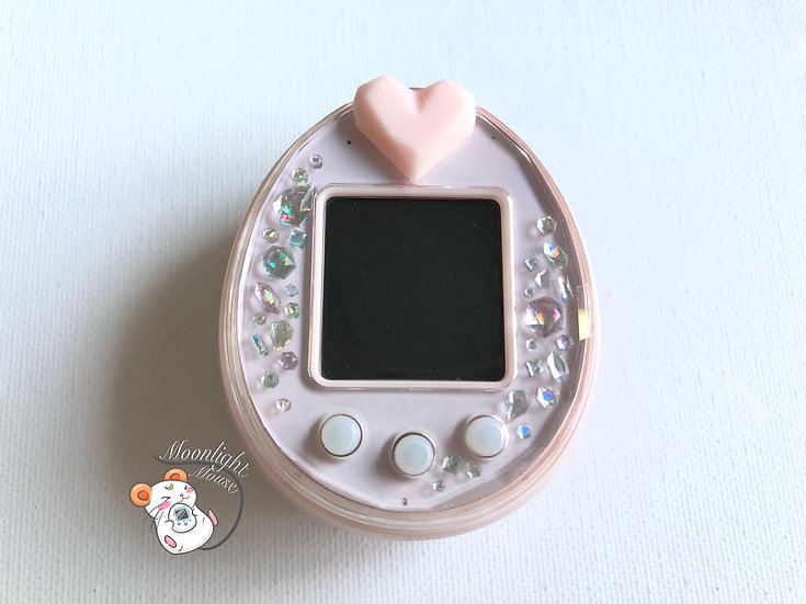 Tamagotchi P's Pink English Bandai Japan 2012