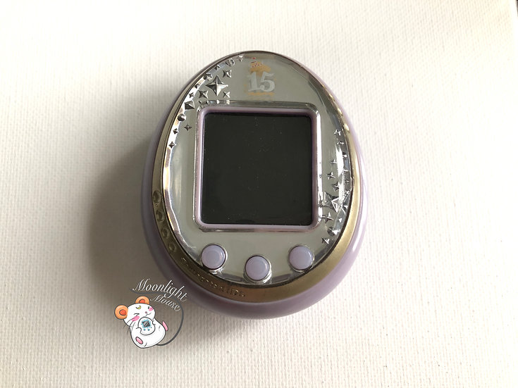 Tamagotchi iDL Anniversary Purple Bandai Japan 2011