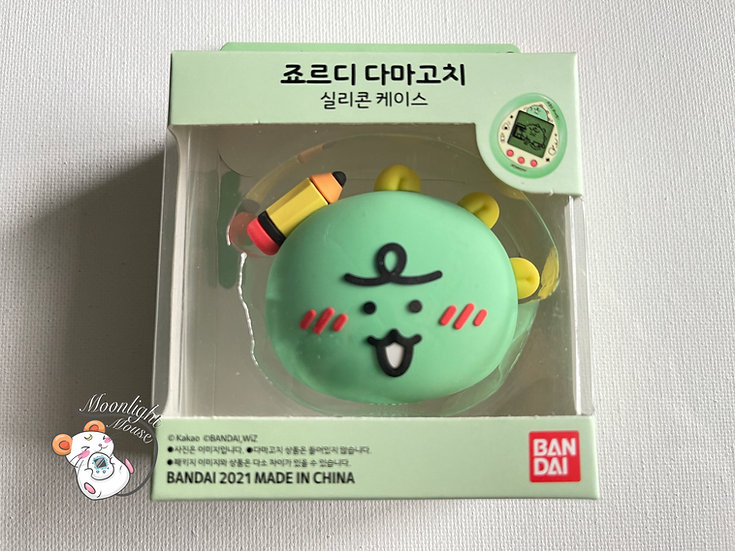 Tamagotchi Jordy Nano Case Green Niniz Store Bandai Korea Original 2020