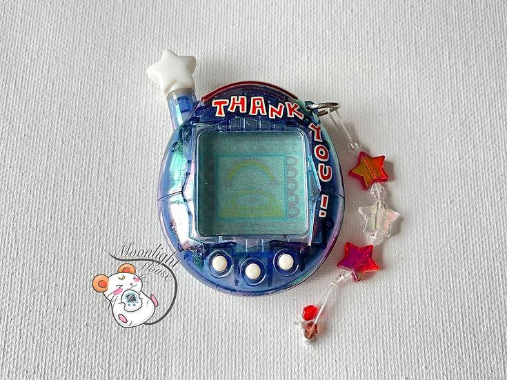 Tamagotchi Jinsei Enjoi Uratama Shareholder Thank You Chrome Blue Limited 2006