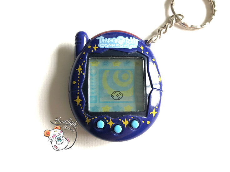 Tamagotchi Connection v3 English Blue Stars Constellations 2005
