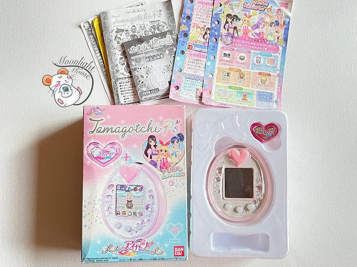 RESERVED: Tamagotchi P's Aikatsu English Pink