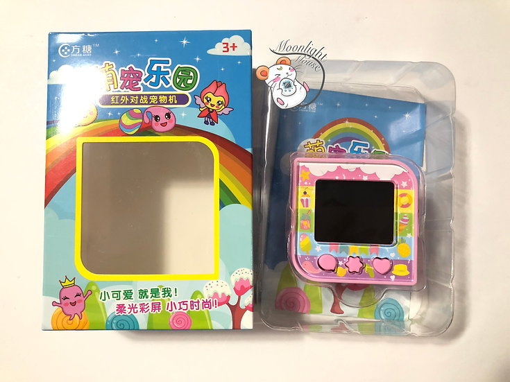 Tamagezi Pink Used 2020 Virtual Pet Tamagotchi