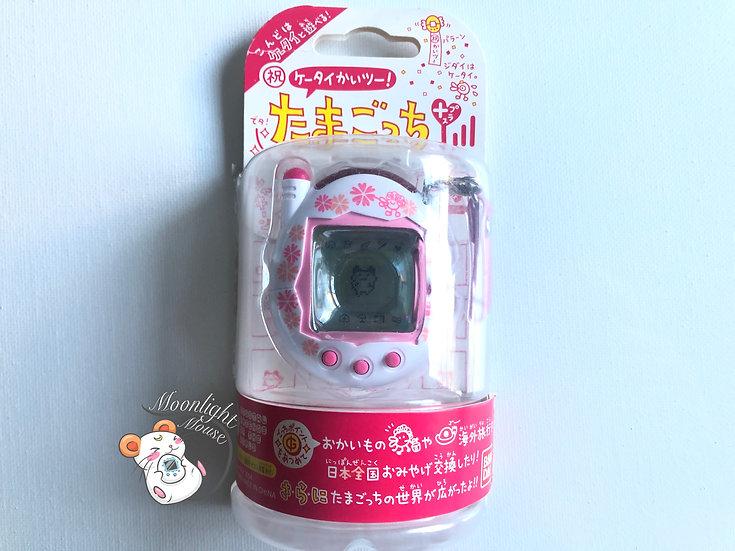 Tamagotchi Connection v3 Keitai Akai Pink Clover 2004