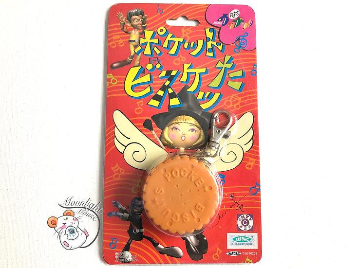 Pocket Biscuit Tamagotchi Virtual Giga Pet Japan 1997