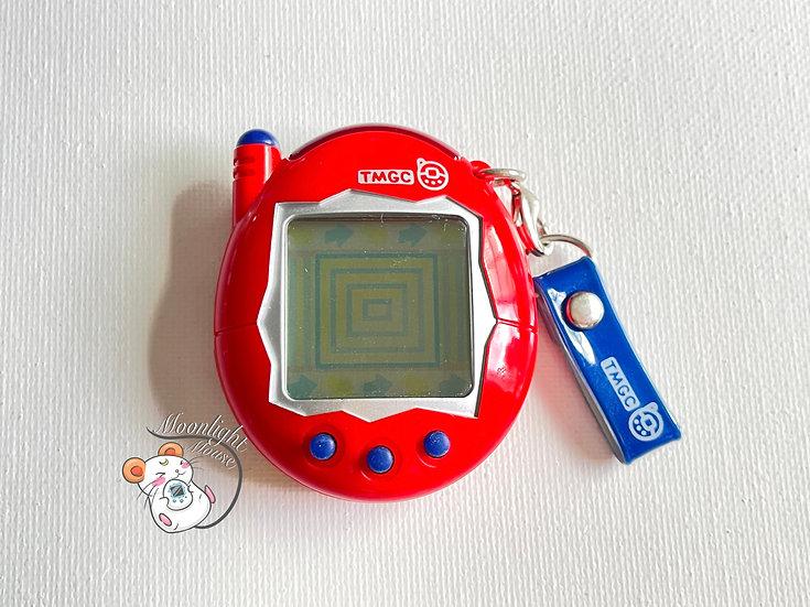 Tamagotchi Connection v3 Keitai Akai Red TMCG Bandai Japan 2004