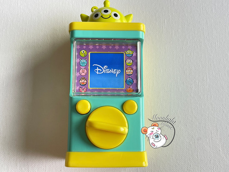 Disney Toy Story Alien Gachapon Gachacode Tamagotchi Virtual Pet 2016
