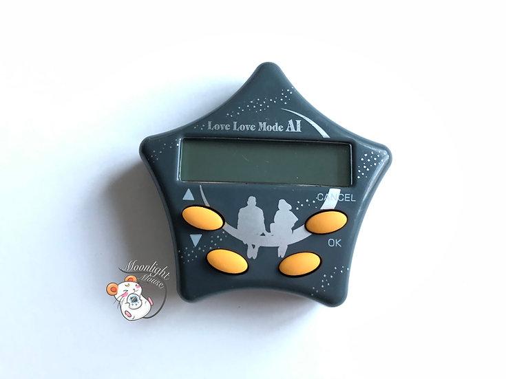 Love Love Mode AL Grey Yojigen Virtual Pet 1997