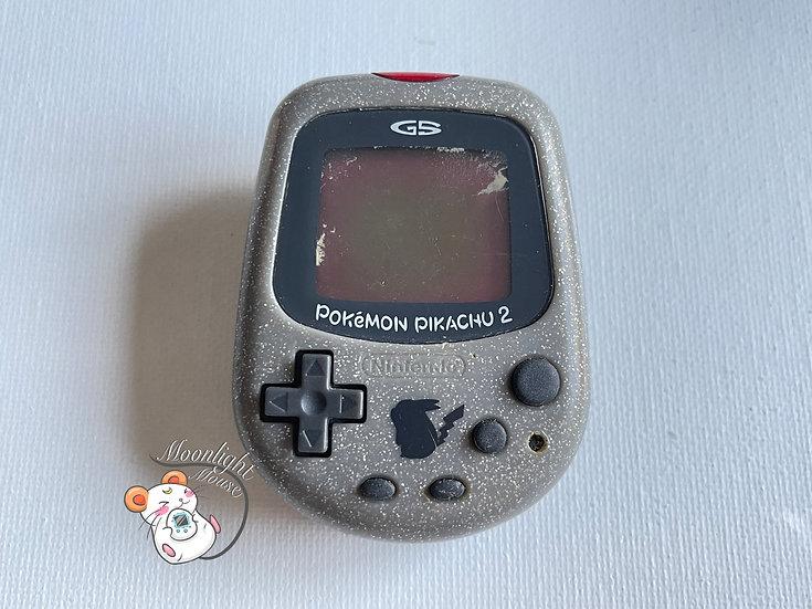 Pocket Pikachu 2 Pedometer Virtual Pet Nintendo 1998