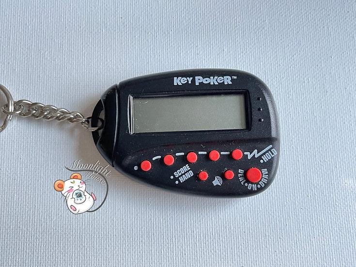 Key Poker Tamagotchi Virtual Pet 1997
