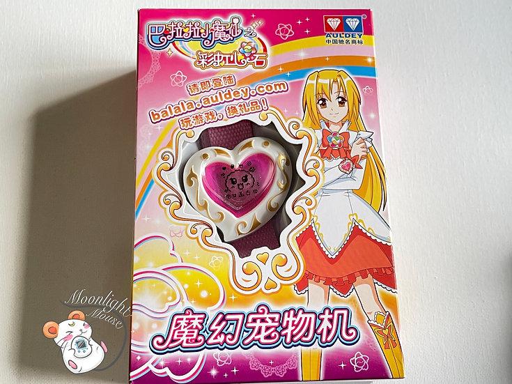 Auldey Balala Fairy Watch Tamagotchi Virtual Pet Japan 2015
