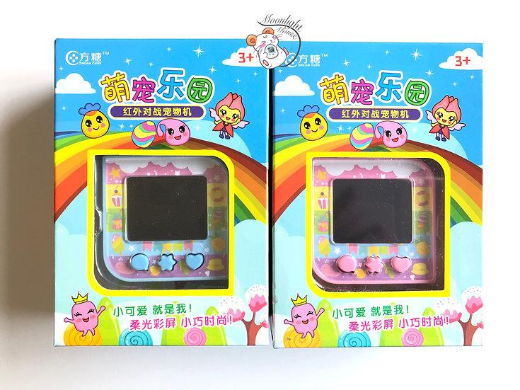 New 2020 Tamagezi Pink Blue Tamagotchi Virtual Pet