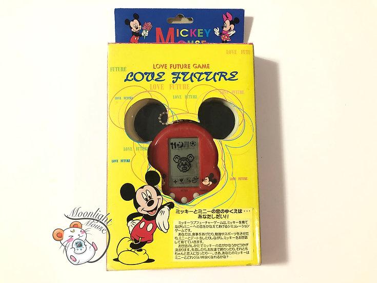 Disney Mickey Minnie Love Future Tamagotchi Virtual Giga Pet 1998