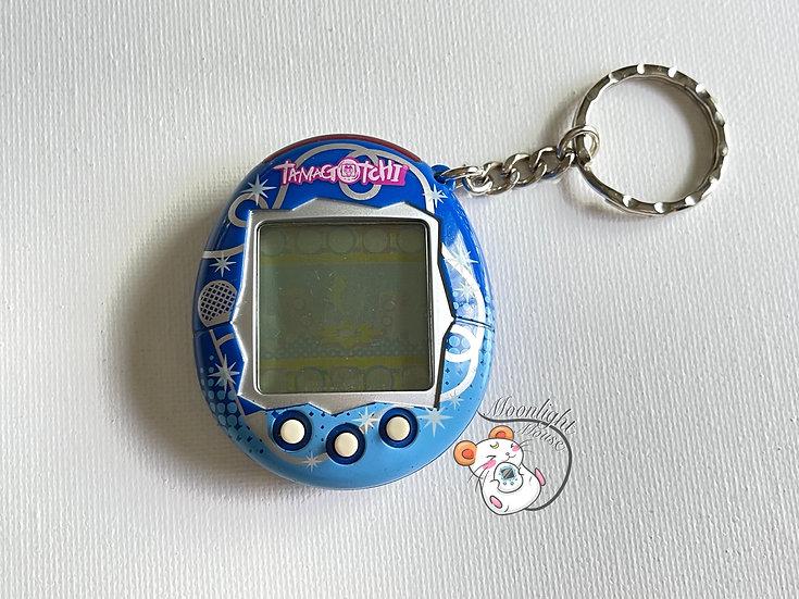 Tamagotchi Connection v6 Music Star English Blue Idol Microphone 2008