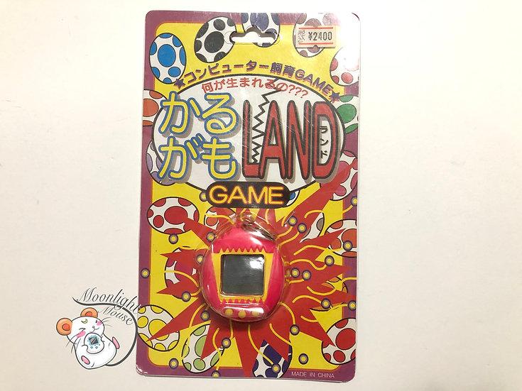 Dino Land Game Tamagotchi Virtual Giga Pet Japan 1997