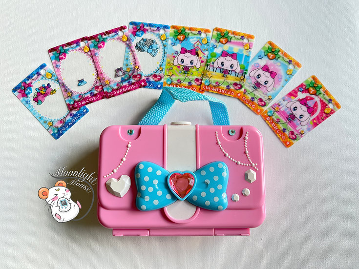 Tamagotchi P's Yume Kira Bag Bandai Japan 2012